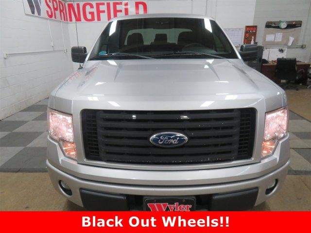 2011 F-150 Super Cab 4x2,  Pickup #5124725A - photo 3