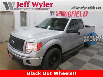 2011 F-150 Super Cab 4x2,  Pickup #5124725A - photo 1