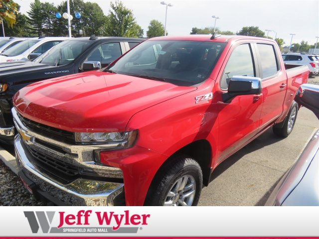 2019 Silverado 1500 Crew Cab 4x4,  Pickup #5164183 - photo 1