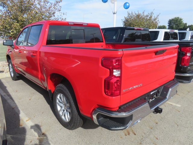 2019 Silverado 1500 Crew Cab 4x4,  Pickup #5164183 - photo 2