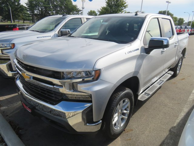 2019 Silverado 1500 Crew Cab 4x4,  Pickup #5164191 - photo 1