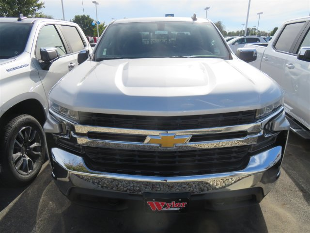 2019 Silverado 1500 Crew Cab 4x4,  Pickup #5164191 - photo 7