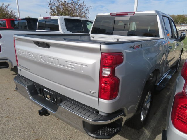 2019 Silverado 1500 Crew Cab 4x4,  Pickup #5164191 - photo 4