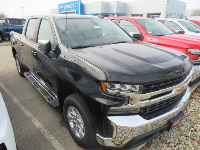 2019 Silverado 1500 Crew Cab 4x2,  Pickup #5164193 - photo 3