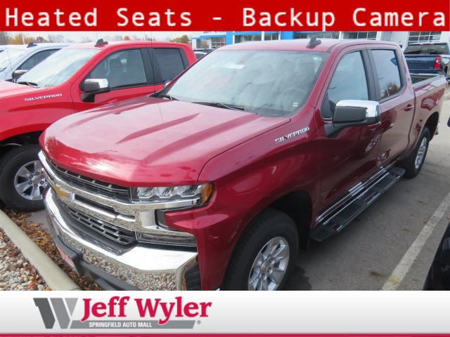 2019 Silverado 1500 Crew Cab 4x2,  Pickup #5164209 - photo 1