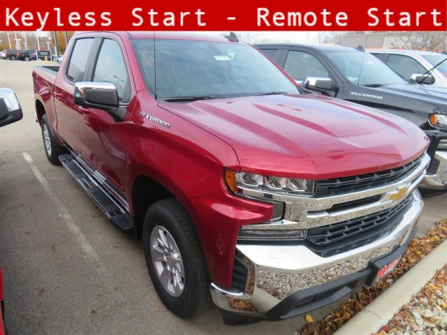 2019 Silverado 1500 Crew Cab 4x2,  Pickup #5164209 - photo 6