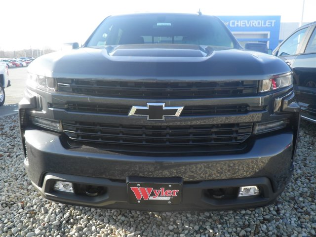 2019 Silverado 1500 Crew Cab 4x4,  Pickup #5164232 - photo 13