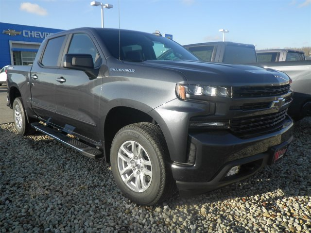2019 Silverado 1500 Crew Cab 4x4,  Pickup #5164232 - photo 3