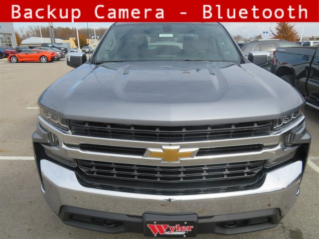 2019 Silverado 1500 Crew Cab 4x4,  Pickup #5164233 - photo 4