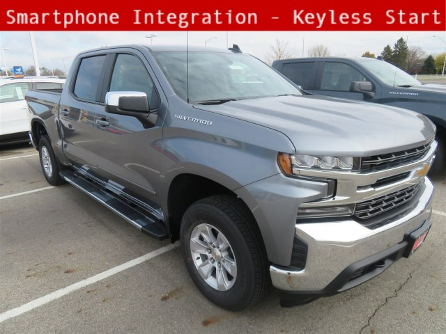 2019 Silverado 1500 Crew Cab 4x4,  Pickup #5164233 - photo 6