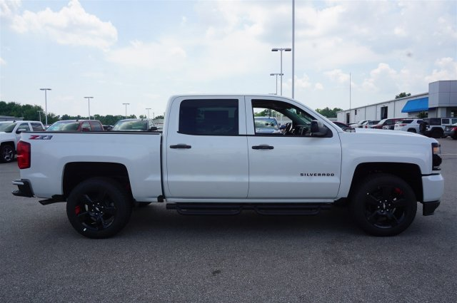 2018 Silverado 1500 Crew Cab 4x4,  Pickup #5164244 - photo 4