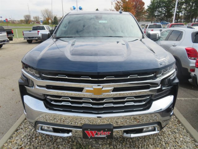 2019 Silverado 1500 Crew Cab 4x4,  Pickup #5164246 - photo 4