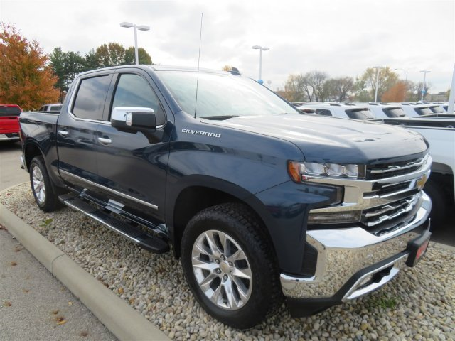 2019 Silverado 1500 Crew Cab 4x4,  Pickup #5164246 - photo 6