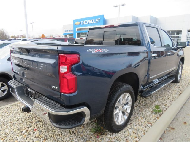 2019 Silverado 1500 Crew Cab 4x4,  Pickup #5164246 - photo 3