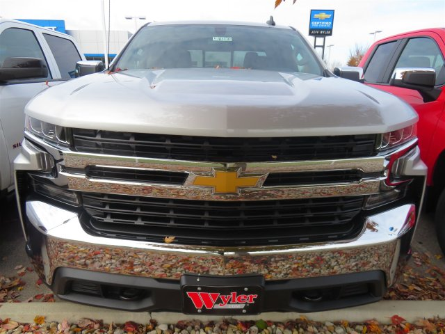 2019 Silverado 1500 Double Cab 4x4,  Pickup #5164250 - photo 3