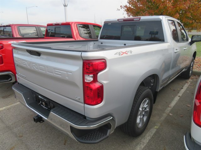 2019 Silverado 1500 Double Cab 4x4,  Pickup #5164250 - photo 5