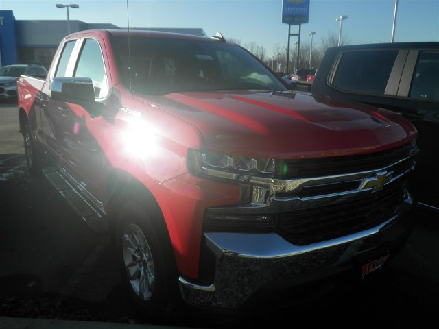 2019 Silverado 1500 Double Cab 4x4,  Pickup #5164251 - photo 4