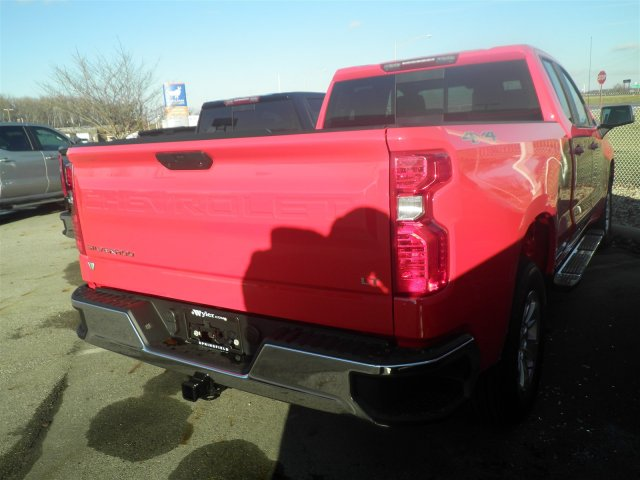 2019 Silverado 1500 Double Cab 4x4,  Pickup #5164251 - photo 5
