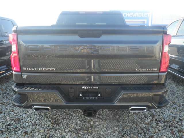 2019 Silverado 1500 Crew Cab 4x2,  Pickup #5164256 - photo 3