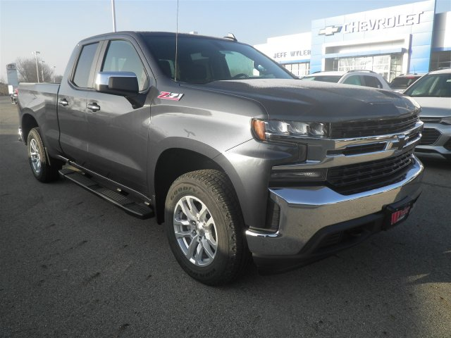 2019 Silverado 1500 Double Cab 4x4,  Pickup #5164276 - photo 7