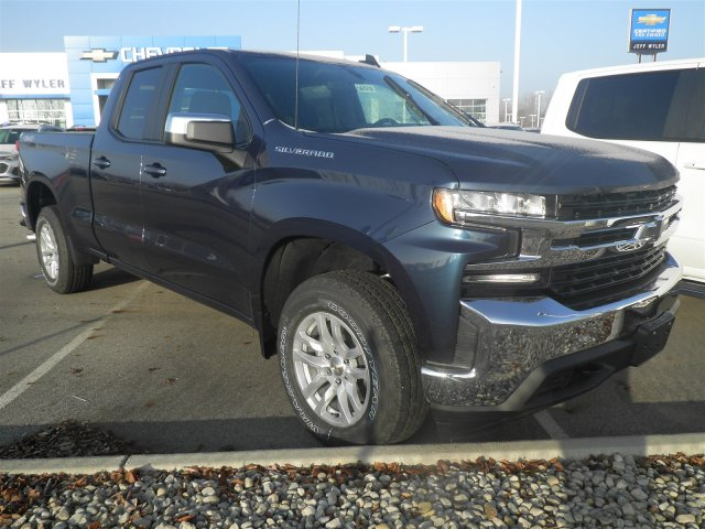 2019 Silverado 1500 Double Cab 4x4,  Pickup #5164278 - photo 4