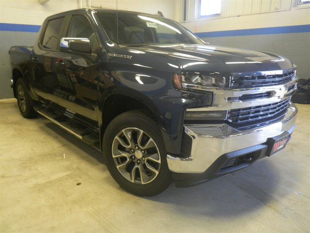 2019 Silverado 1500 Crew Cab 4x4,  Pickup #5164298 - photo 4