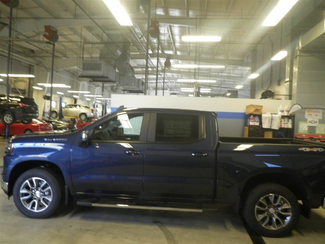 2019 Silverado 1500 Crew Cab 4x4,  Pickup #5164298 - photo 7