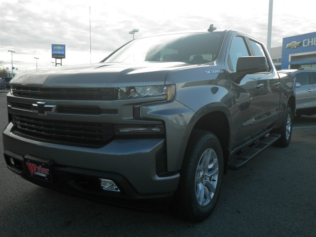 2019 Silverado 1500 Crew Cab 4x4,  Pickup #5164299 - photo 1