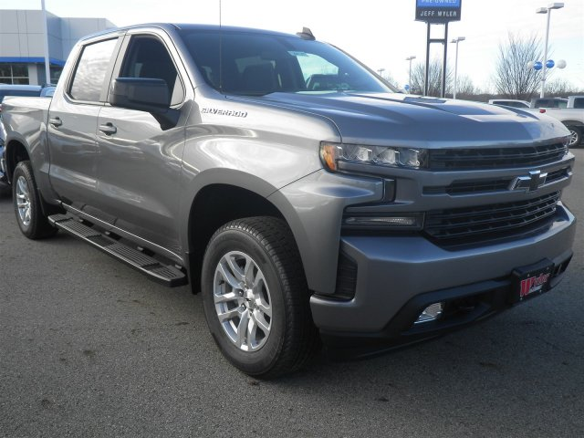 2019 Silverado 1500 Crew Cab 4x4,  Pickup #5164299 - photo 4