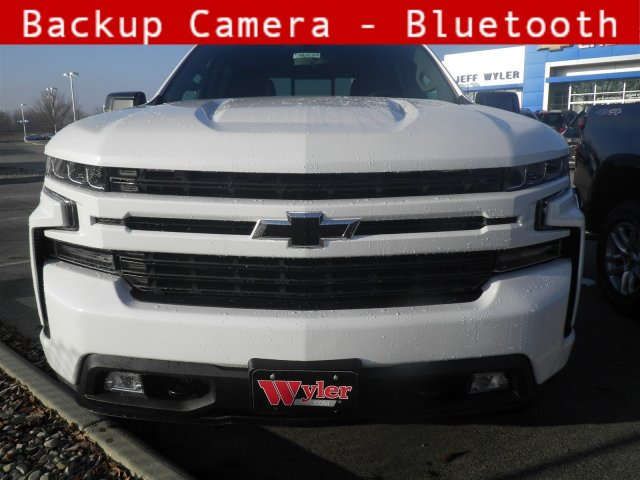 2019 Silverado 1500 Crew Cab 4x4,  Pickup #5164300 - photo 3