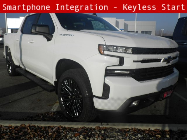 2019 Silverado 1500 Crew Cab 4x4,  Pickup #5164300 - photo 4