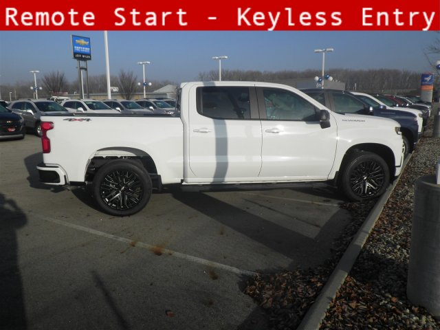 2019 Silverado 1500 Crew Cab 4x4,  Pickup #5164300 - photo 5