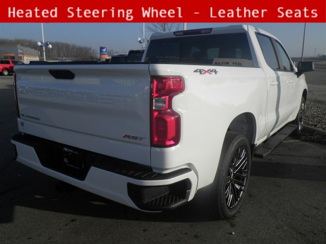 2019 Silverado 1500 Crew Cab 4x4,  Pickup #5164300 - photo 6
