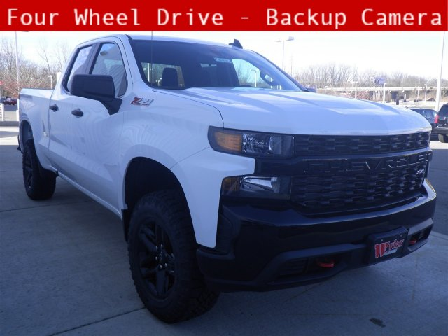 2019 Silverado 1500 Double Cab 4x4,  Pickup #5164315 - photo 3