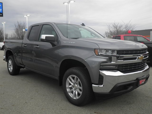2019 Silverado 1500 Double Cab 4x4,  Pickup #5164322 - photo 4