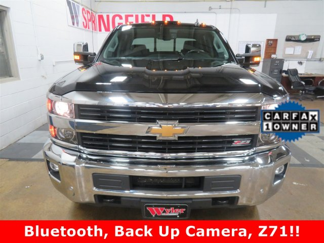 2015 Silverado 2500 Crew Cab 4x4,  Pickup #5190228A - photo 6