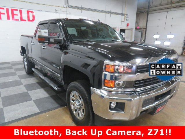 2015 Silverado 2500 Crew Cab 4x4,  Pickup #5190228A - photo 7