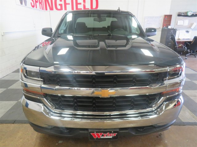 2018 Silverado 1500 Crew Cab 4x4,  Pickup #51T6743 - photo 3
