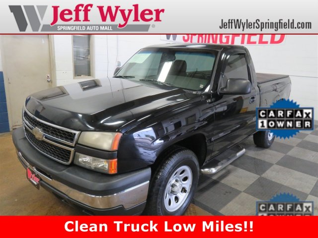 2007 Silverado 1500 Regular Cab 4x4,  Pickup #51T6752A - photo 1
