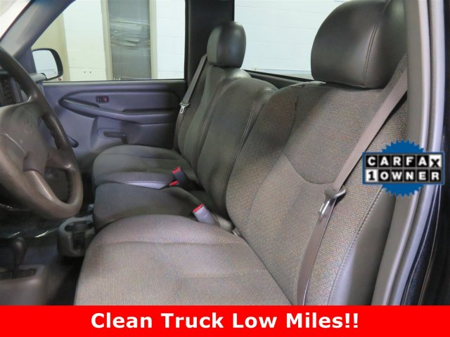 2007 Silverado 1500 Regular Cab 4x4,  Pickup #51T6752A - photo 13