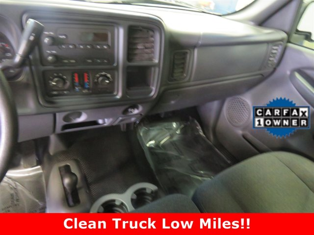 2007 Silverado 1500 Regular Cab 4x4,  Pickup #51T6752A - photo 16