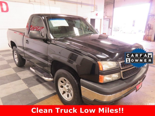 2007 Silverado 1500 Regular Cab 4x4,  Pickup #51T6752A - photo 4