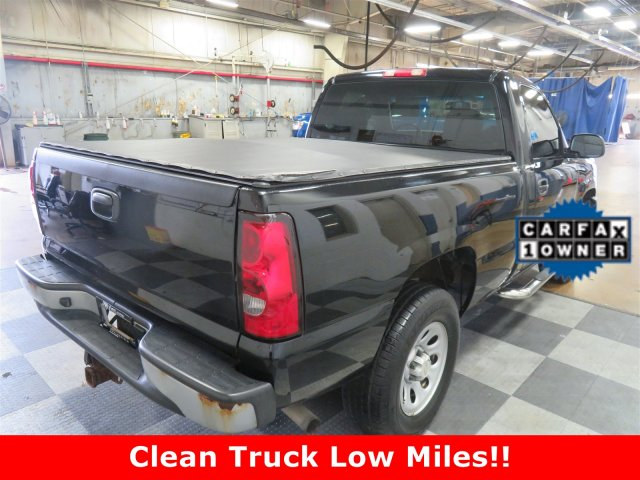 2007 Silverado 1500 Regular Cab 4x4,  Pickup #51T6752A - photo 5