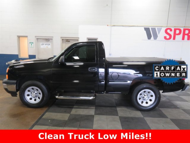 2007 Silverado 1500 Regular Cab 4x4,  Pickup #51T6752A - photo 9