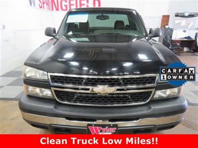 2007 Silverado 1500 Regular Cab 4x4,  Pickup #51T6752A - photo 3