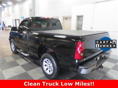 2007 Silverado 1500 Regular Cab 4x4,  Pickup #51T6752A - photo 2