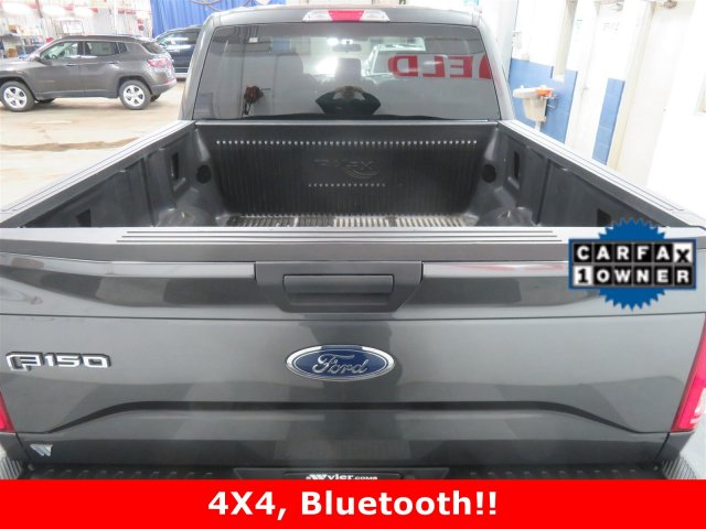 2017 F-150 SuperCrew Cab 4x4,  Pickup #51T6768 - photo 6