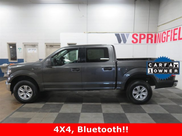 2017 F-150 SuperCrew Cab 4x4,  Pickup #51T6768 - photo 7
