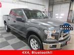 2017 F-150 SuperCrew Cab 4x4,  Pickup #51T6768 - photo 4