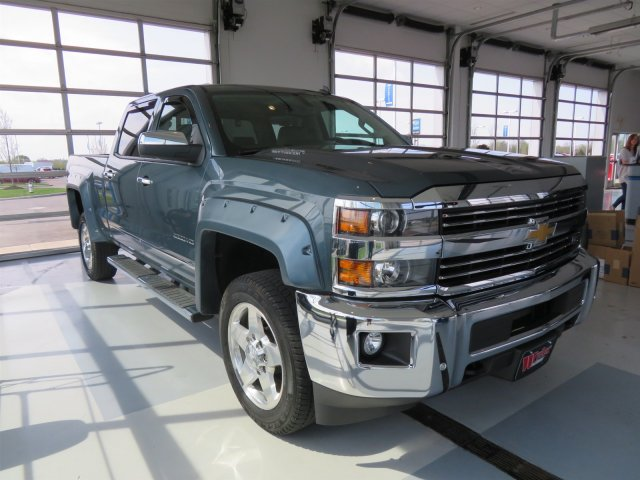 2015 Silverado 2500 Crew Cab 4x4,  Pickup #51T6789 - photo 7